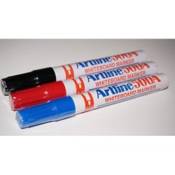 Artline Whiteboard Marker 500A (EK-500A) - Per Dozen (12 units)