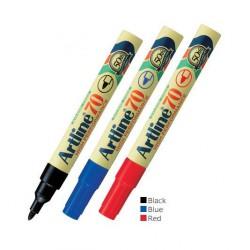 Artline Permanent Marker 70 (EK-70) - Per Dozen (12 units)