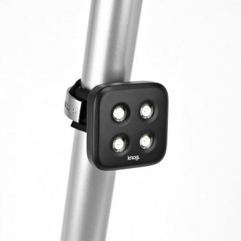 Knog Blinder 4 USB Rear Light - Standard, Black