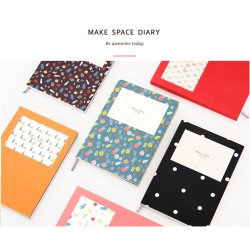 MAKE SPACE - Notebook